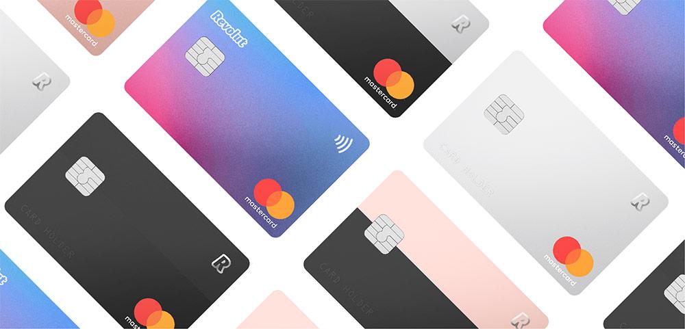 Mastercard-revolut
