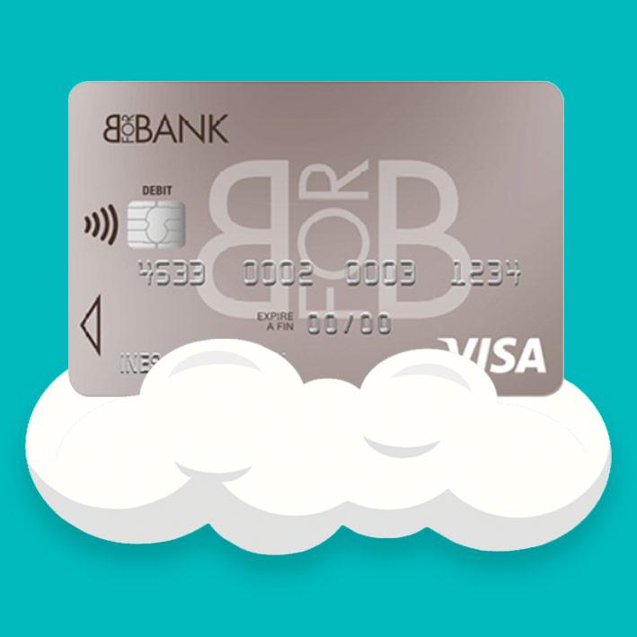 Carte De Credit But Visa Aurore.Visa Classic Bforbank