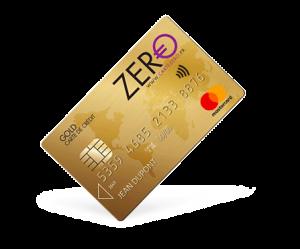 Mastercard-gold-prépayée-zéro