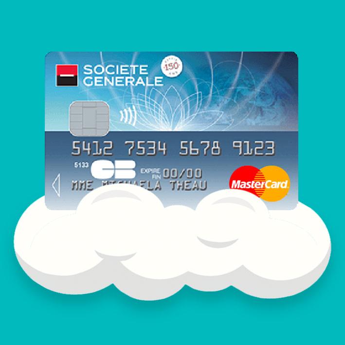 Mastercard Societe Generale 45 An Et Disponible Apd De 16 Ans