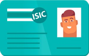 carte-isic-étudiant france