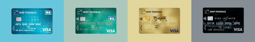 cartes-de-crédit-BNP-PARIBAS