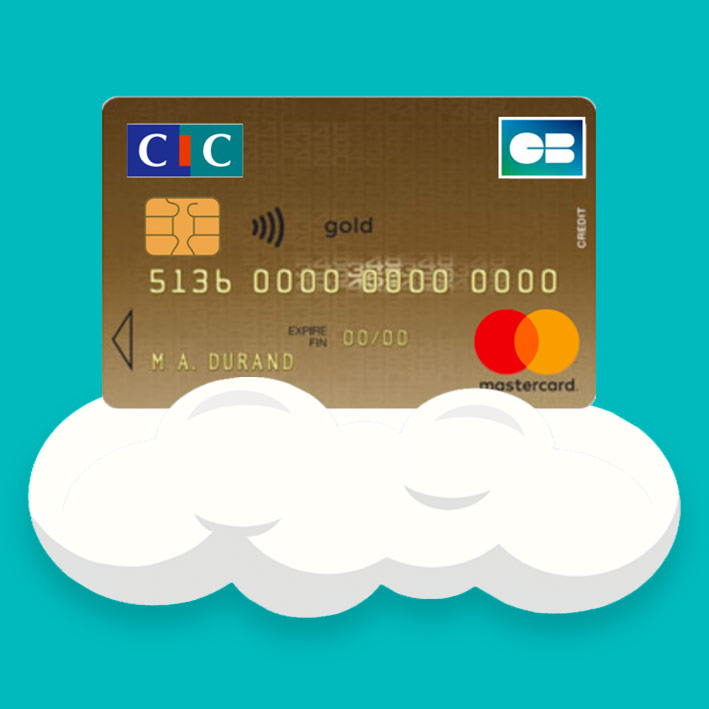 Carte De Credit But Visa Aurore.Mastercard Gold Cic