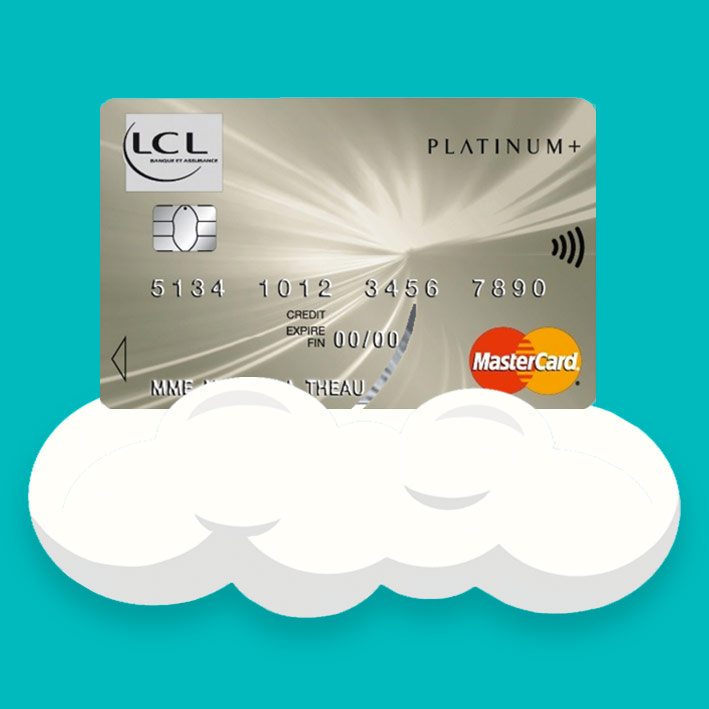 Mastercard Platinum Lcl Carte Haute De Gamme Avec Assurances