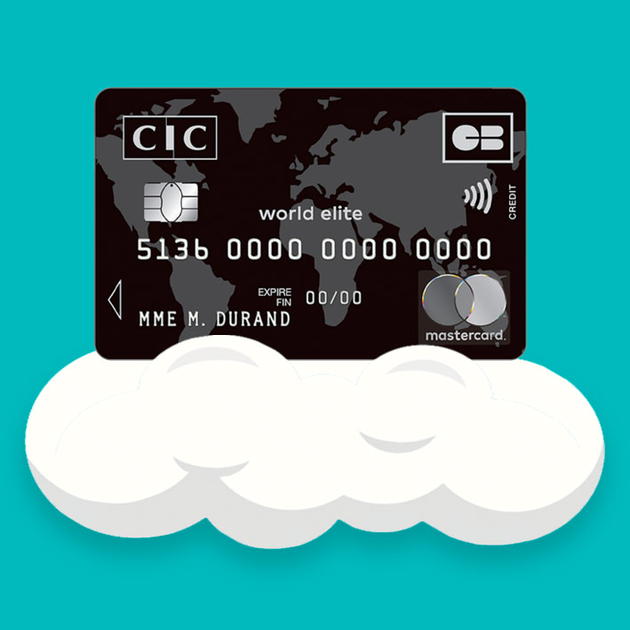 Mastercard World Elite CIC : Carte bancaire de prestige ...