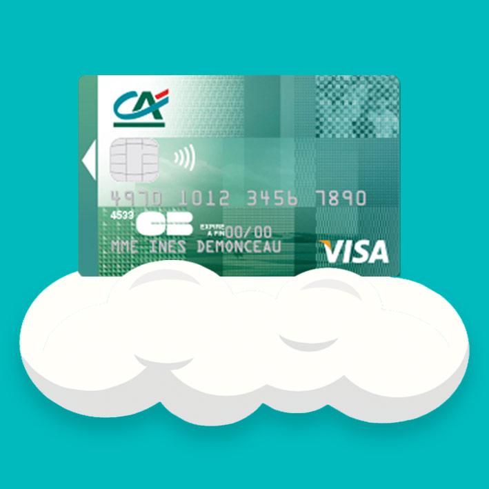 Visa Classic Credit Agricole La Carte Qui Simplifie La Vie Au Quotidien