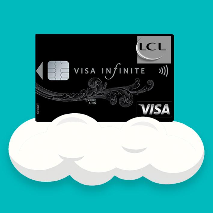 Visa Infinite Lcl Banque 100 En Ligne Avec Assistance Et Assurance