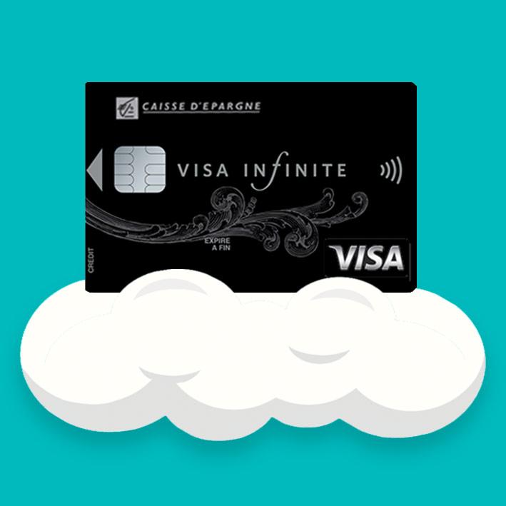 plafond carte visa caisse epargne Visa Infinite Caisse épargne : Service de prestige haut de gamme
