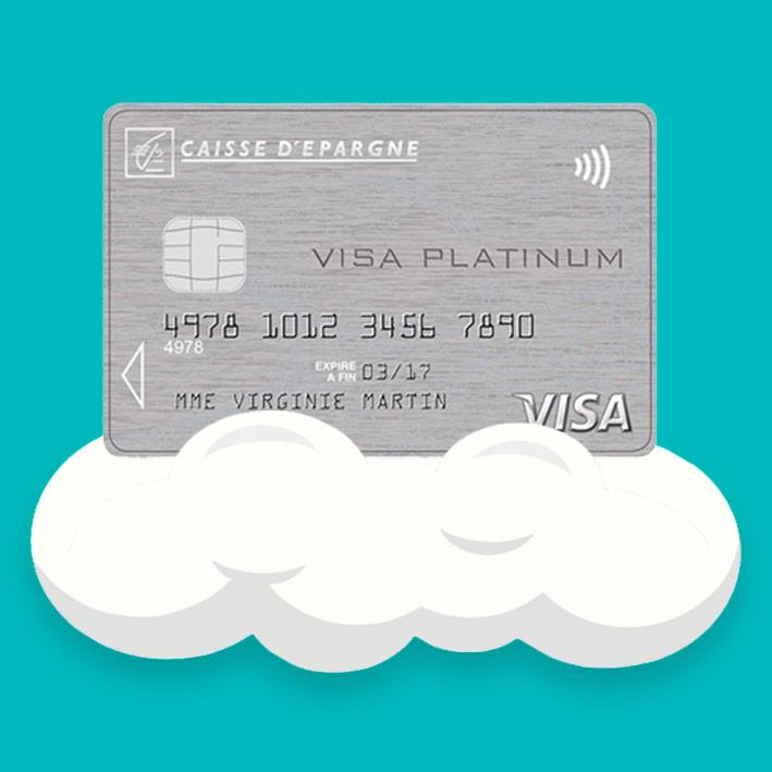 Visa Platinum Caisse Dépargne