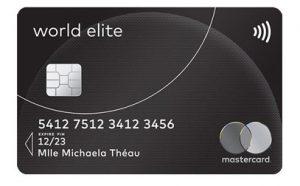 Mastercard-world-elite-