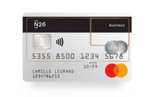 Mastercard world elite N26