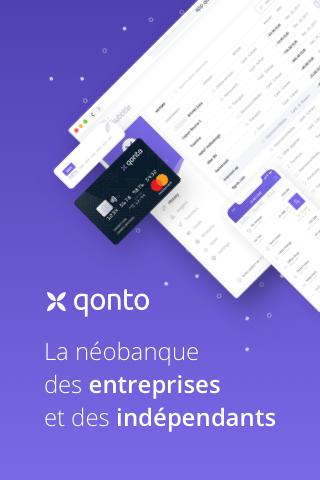 qonto banque online